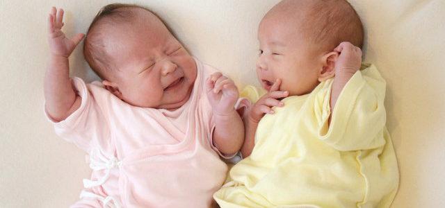 【ベビースリング&タートリーノNEO】抱っこ紐で双子もOK♪