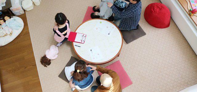 【さんさん教室】参加型出産準備教室です♪