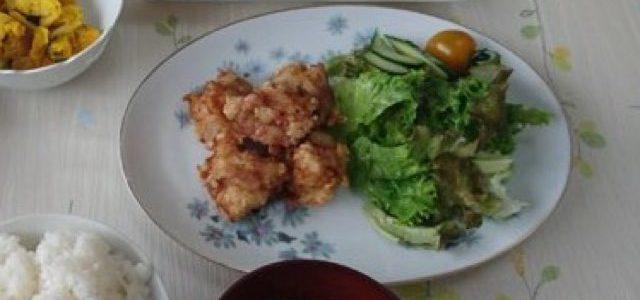 【里ちゃんレシピ】肉屋の娘直伝ジューシーザンギ♪