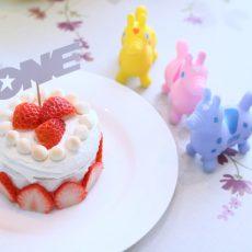 【さんさんカフェ】2歳のお誕生日おめでとう!(^^)!