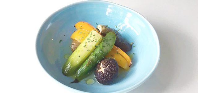 【さとちゃんレシピ21】ヘルシーな夏野菜の焼きびたし