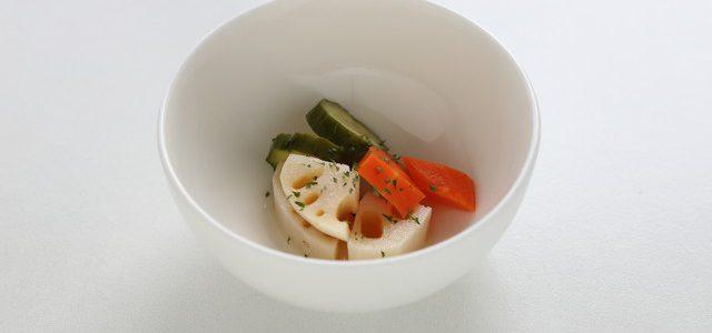 【さとちゃんレシピ31】冬野菜で♪簡単ピクルス