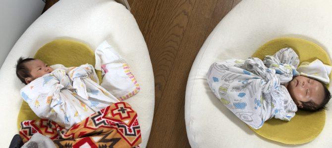 【産後ケア】新米ママがお泊り中♪